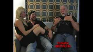 Kevin Nash Sean Waltman Shoot Interview DVD Rental 2+ Hours