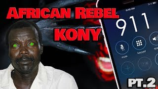 African Rebel KONY Turns On Kids Webcam! 😱 Gta 5 Terror! Part 2