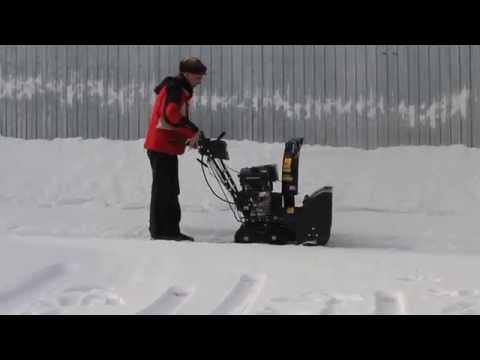Снегоуборщик Champion ST1170E