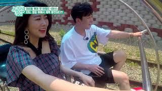 """아이돌투어 - 여수 with 달샤벳 """"레일바이크"""""""