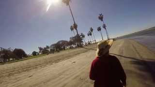 Tibby And Addy The Cairn Terriers Go For A Walk Along The Beach In San Diego Part 5