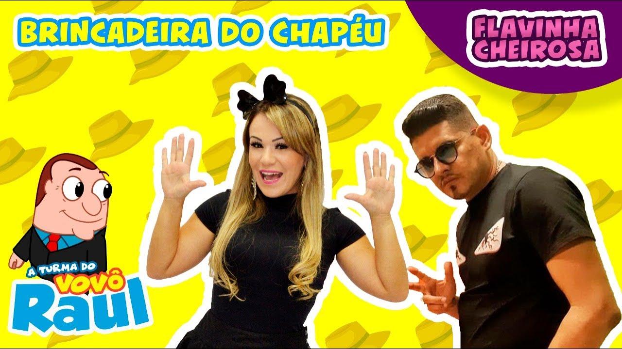 BRINCADEIRA DO CHAPÉU! | VOVÔ RAUL GIL