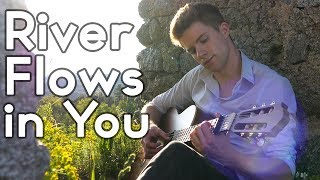 Yiruma - River Flows in You (Fingerstyle Guitar Cover)