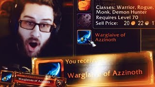 IT DROPPED! (Warglaive of Azzinoth Reaction Legendary Drop)   Cdew
