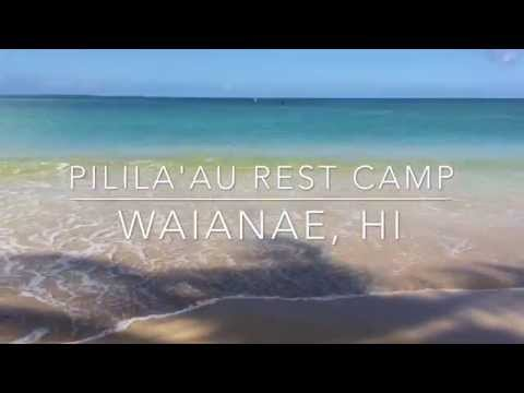 Pililaau Army Rest Camp, Hawaii