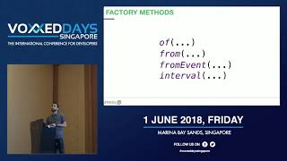 Reactive Frontends with RxJS and Angular - Voxxed Days Singapore 2018