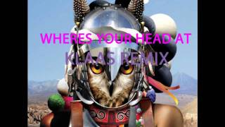 Wheres your head at - Basement Jaxx (klaas remix)