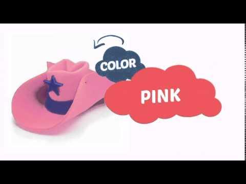 Super Size 50 Gallon Cowboy Hats - Pink (28