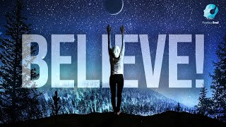 BELIEVE (The Song!) Official Lyric Video