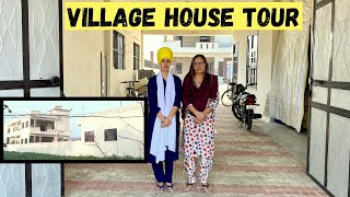 OUR FAMILY HOUSE TOUR 🏡 The Mangat Family Home Tour @PUNJABI VLOGGER