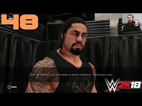 WWE 2K18 My Career Mode #48: Tag Team Action Lookin GOODT