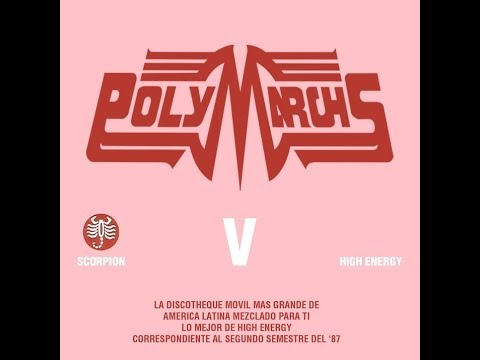 Polymarchs Vol 5 High Energy by Tony Barrera