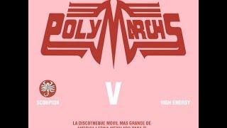 Polymarchs Vol 5 High Energy by Tony Barrera