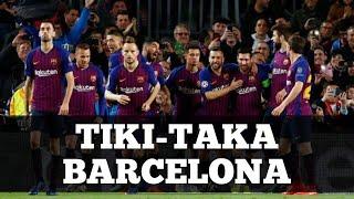 Tiki-Taka Ala Barcelona 2020🔥🔥🔥