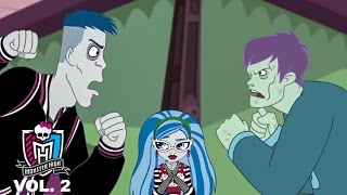 The Bermuda Love Triangle | Volume 2 | Monster High