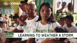 Philippines: Learning to weather a storm