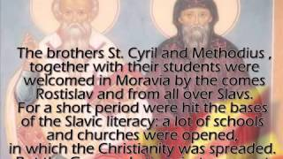 Sts. Cyril and Methodius - MACEDONIANS