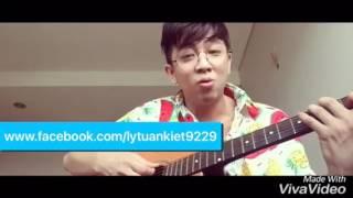Ráp lý cây bông- cover Lý Tuấn Kiệt 2016 -Guita Version