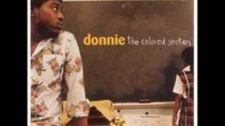 Watch Donnie The Colored Section video