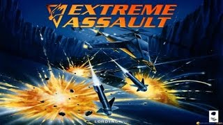 Extreme Assault gameplay (PC Game, 1997)