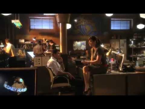 9x02 - Metallo - Clark regresa a trabajar a Daily Planet