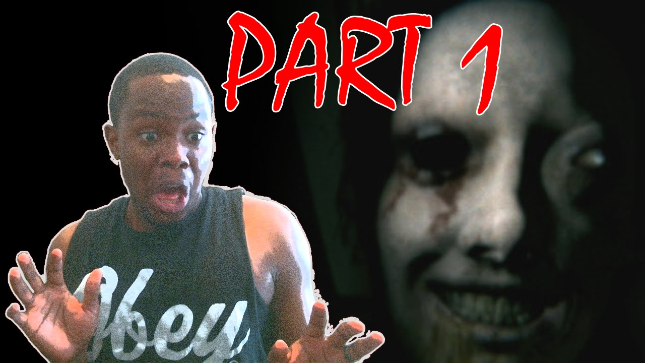 Pt Gameplay Black Guy Plays Silent Hill Pt Part 1 Oh Heck