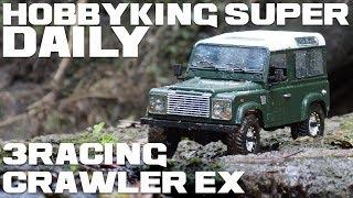 3racing Rc Crawler Ex Real Kit - Hobbyking Super Daily