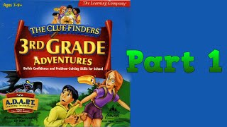 Whoa I Remember: The ClueFinders 3rd Grade Adventures: Part 1