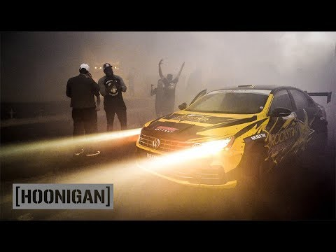 [HOONIGAN] DT 194: Tanner Foust Ultimate Smokeshow Man-Line
