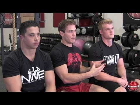 Training For Different Goals- Muscle Gain, Strength, Endurance (Featuring NWB & OI)