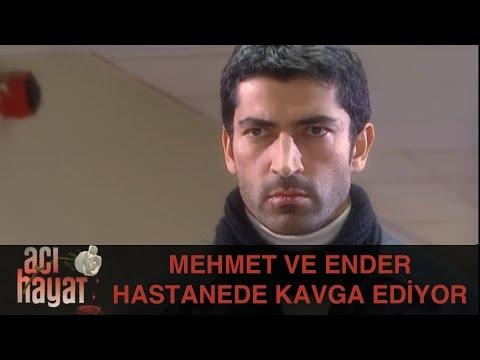 Mehmet ve Ender Hastanede Kavga Ediyor - Acı Hayat 6.Bölüm