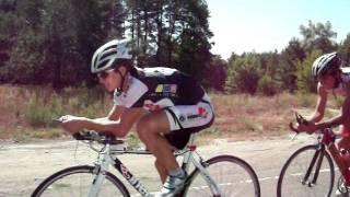 Тренировка велоспорт