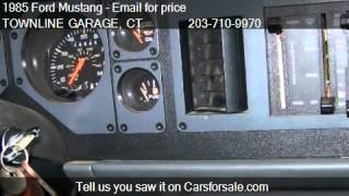 1985 Ford Mustang GT - for sale in Branford, CT 06405