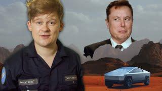 The Fake Futurism of Elon Musk