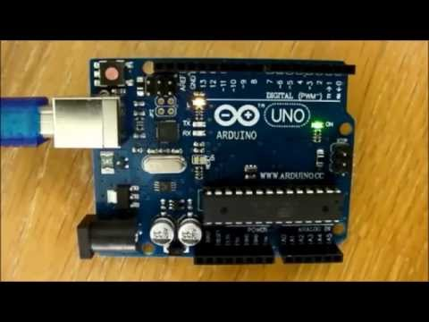 Installing Arduino Uno Software On Windows And Running Your First Sketch
