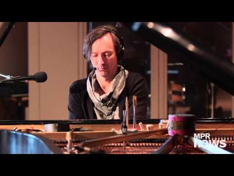Hauschka performs at Minnesota Public Radio