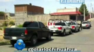 Comando de ladrones intenta irrumpir en domicilio de la Junta de los Ríos