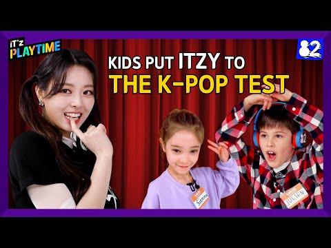 (CC) 🔥K-pop Battle: ITZY vs. Kids   IT'z PLAYTIME EP.2