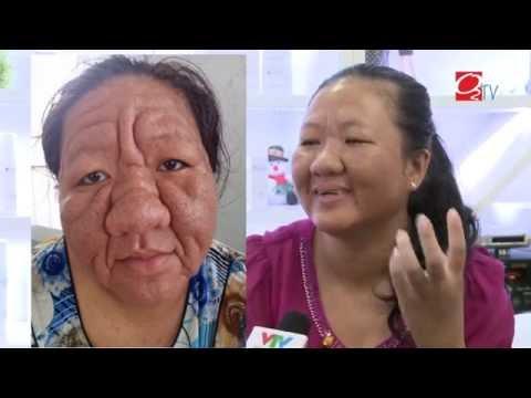 Cô Gái 29 tuổi thành bà lão 70