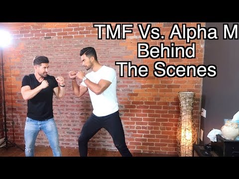 TMF vs  ALPHA M Behind The Scenes