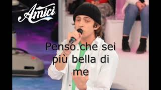 sangiovanni - Guccy Bag (Amici) Lyrics
