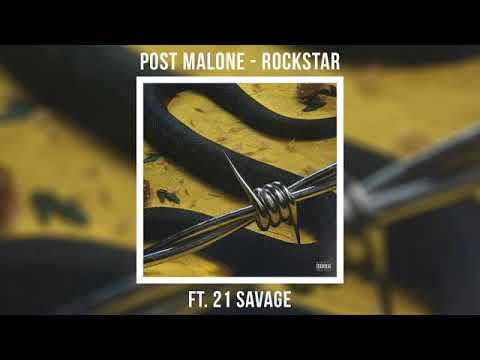 Post Malone - Rockstar ft. 21 Savage [MP3 Free Download]