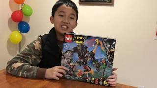 LEGO Batman Mech vs. Poison Ivy Mech