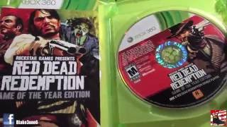 Red Dead Redemption GOTY Edition  [Throwback UNBOXING]