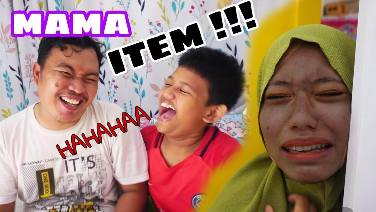 MAMA FAIRUZ HITAM!!! HAHAHAHAAA