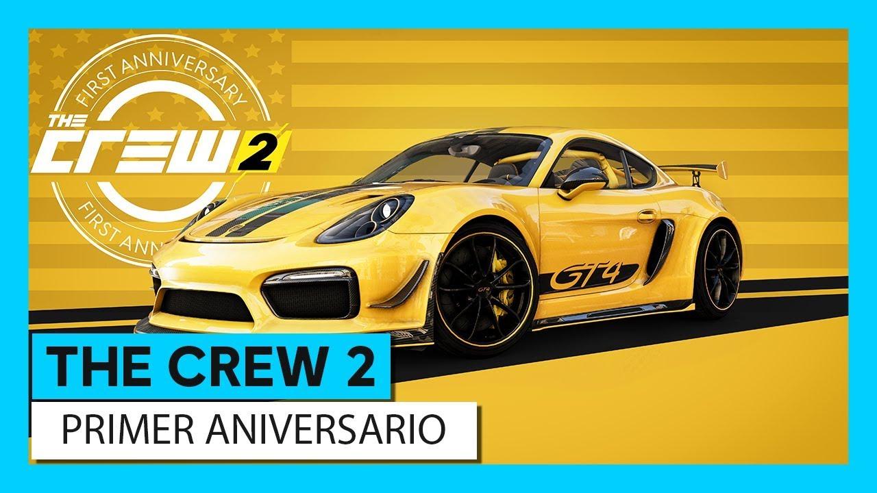 ae7e2ac7a7e The Crew 2 cumple un año y lo celebra con este vídeo - Qué!