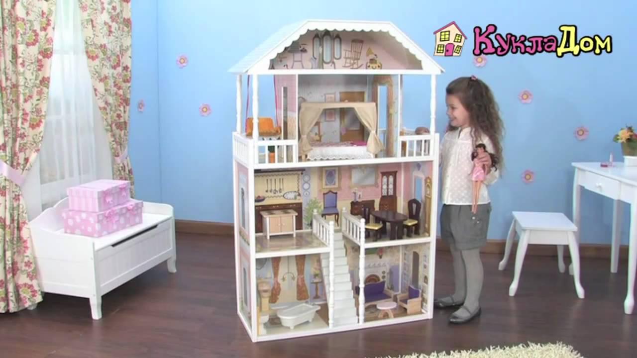 Кукольный домик для барби фото 89-360