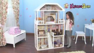 Кукольный домик для Барби, КуклаДом(Кукольный домик для Барби, магазин КуклаДом, www.kukladom.ru., 2010-12-09T21:10:12.000Z)