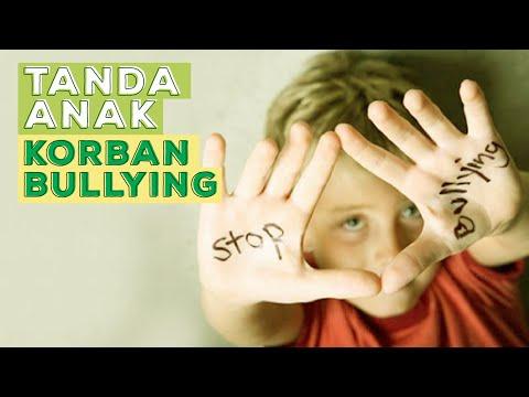 Kenali Tanda-Tanda Anak Korban Bullying | Begini Penjelasan Psikolog