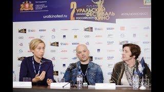 Пресс-встречи с Еленой Стишовой. Фильм